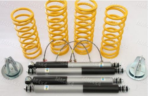 "2"" Bilstein Suspension Kit - With Dis Cones and Ext Braided Lines - Please Click to Select Vehicle"